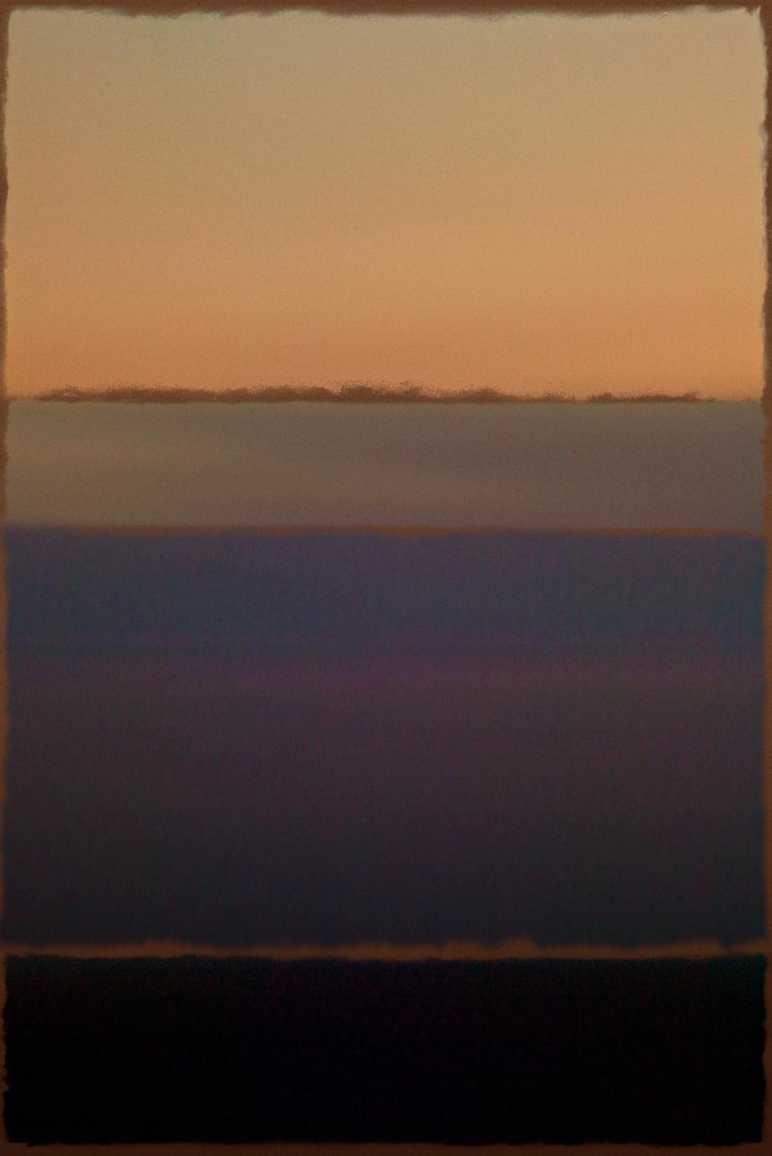 Homage to Rothko 22