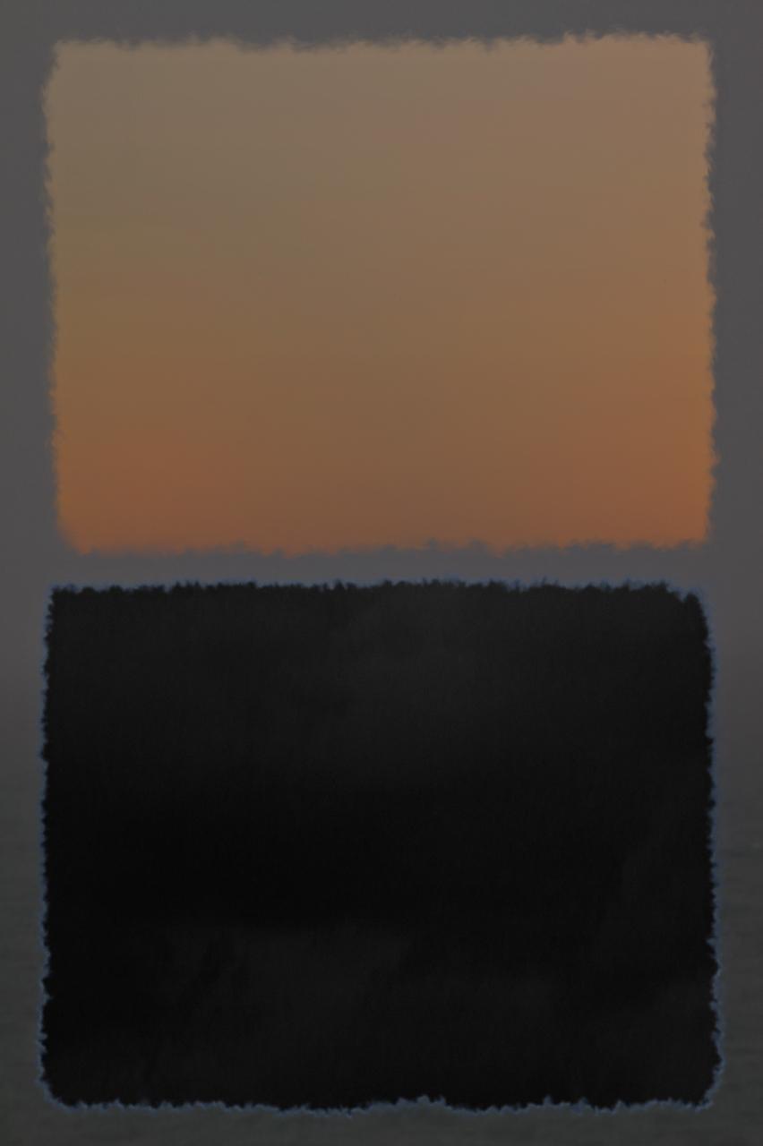 Homage to Rothko 23