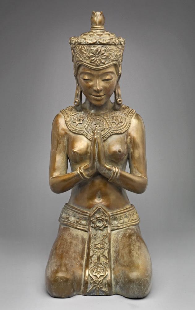 Temple Goddess