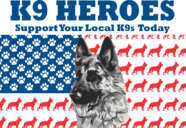 DONATION - Get a quote from Everything Insurance and we'll donate $5 to K9 Heros on your behalf.