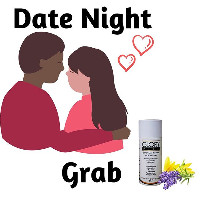 Happy Thursday ✌🏽⠀ ⠀ With the weekend fast approaching  Friday Night = Date Night 😍 ⠀ Don't get caught out, be date night ready ⠀ #deodoranteveryday 😜 ⠀ You can thank us later 😉⠀ Shop our all natural vegan deodorant @www.gloryskincare.co.uk ⠀ #chemicalsensitivity ⠀ #chemicalsafety⠀ #plantbasedliving ⠀ #plasticfree⠀ #investinyou #loveyourskin #plantpoweredbeauty #naturalbeautyproducts #loveyourpits #freedomofpits #chooseyou #gonatural #vegancommunity #whatsinsidecounts #takecareofyourself #natureinspired ⠀ #cleanbeauty #crueltyfree #toxicfree #chemicalfree⠀ #wisewords #girlboss ⠀ #supportwomeninbusiness⠀ ⠀
