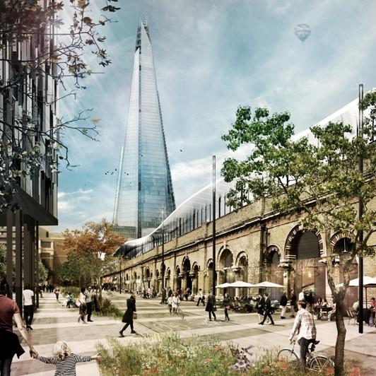London Bridge Plan - Car Free St Thomas Street.jpg