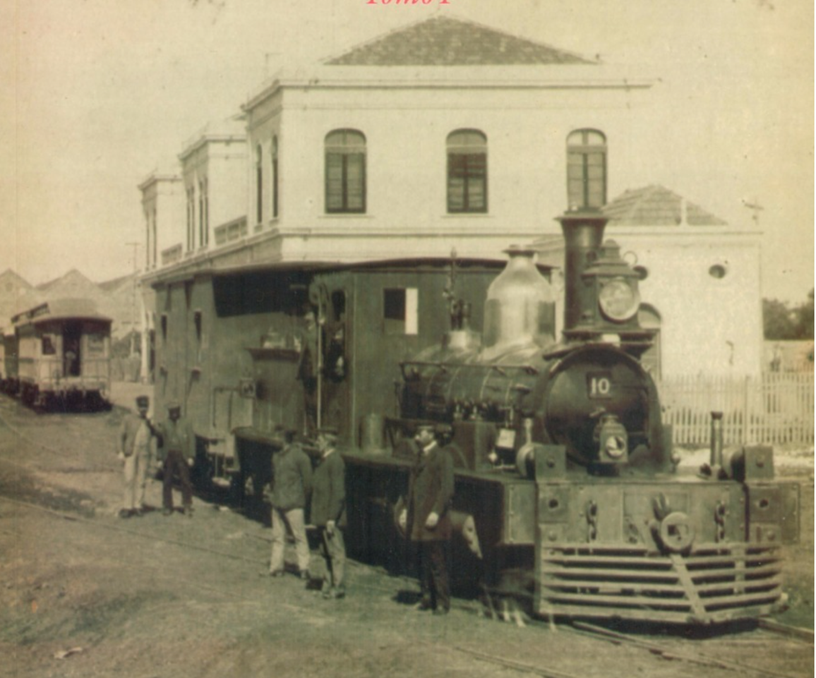 "Locomotive no. 2 of the Santa Fe Western Railway, named ""Casado"" after the its founder."