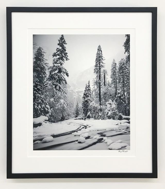 In order to fully appreciate the beauty, detail and stillness of each of these amazing photographs you truly need to see them in person. ... or stand in knee deep powder snow during a storm like Barry did 😉 - TONAL RANGE Barry DiBernardo This Friday /// 6:30 - 9:30PM