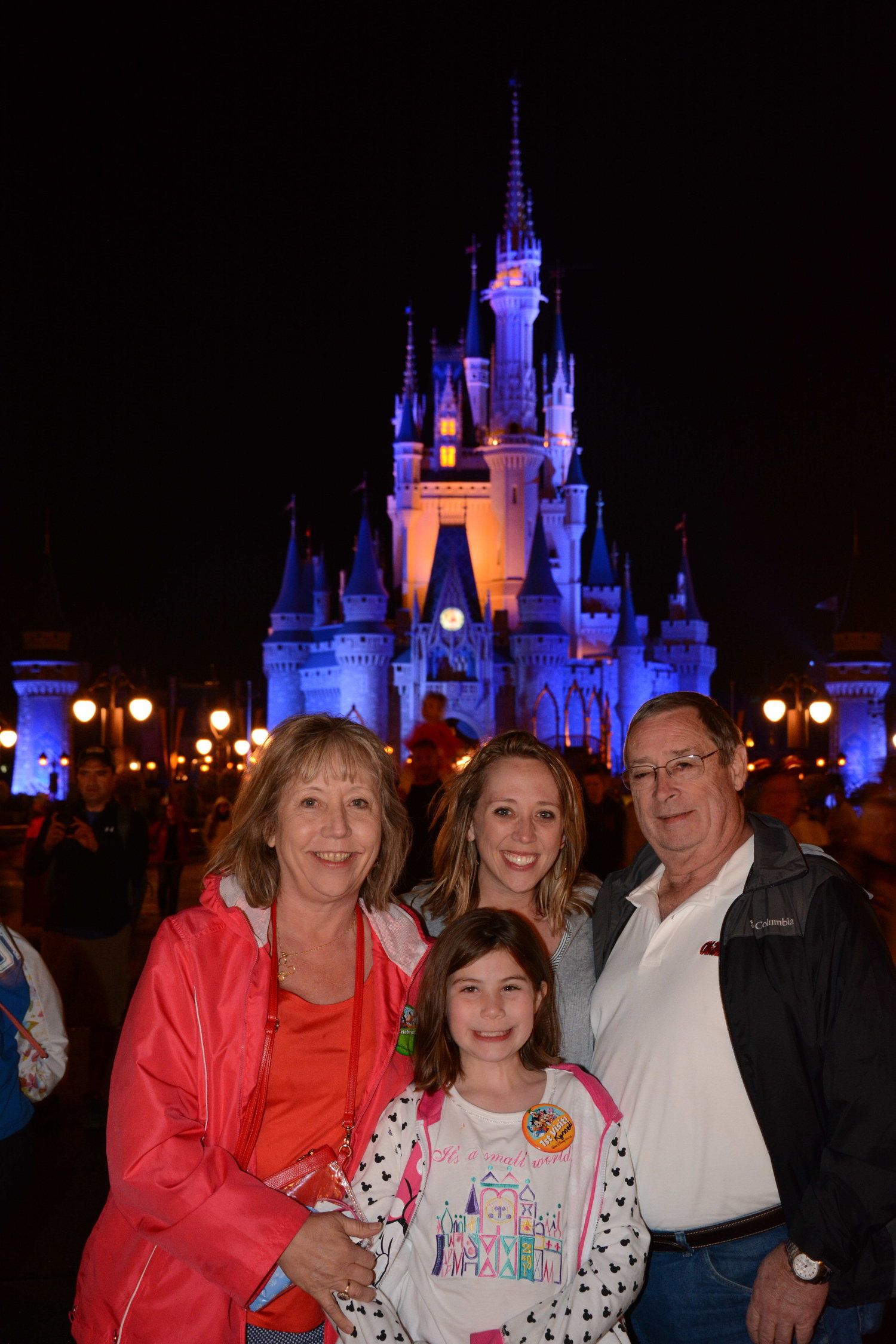 Laura Johns, Disney World