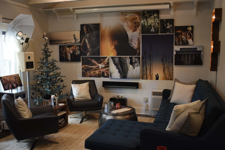 Inside the Followell Fotography Studio