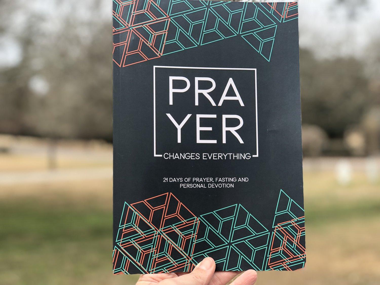 21 Days of Prayer - The Agape Church