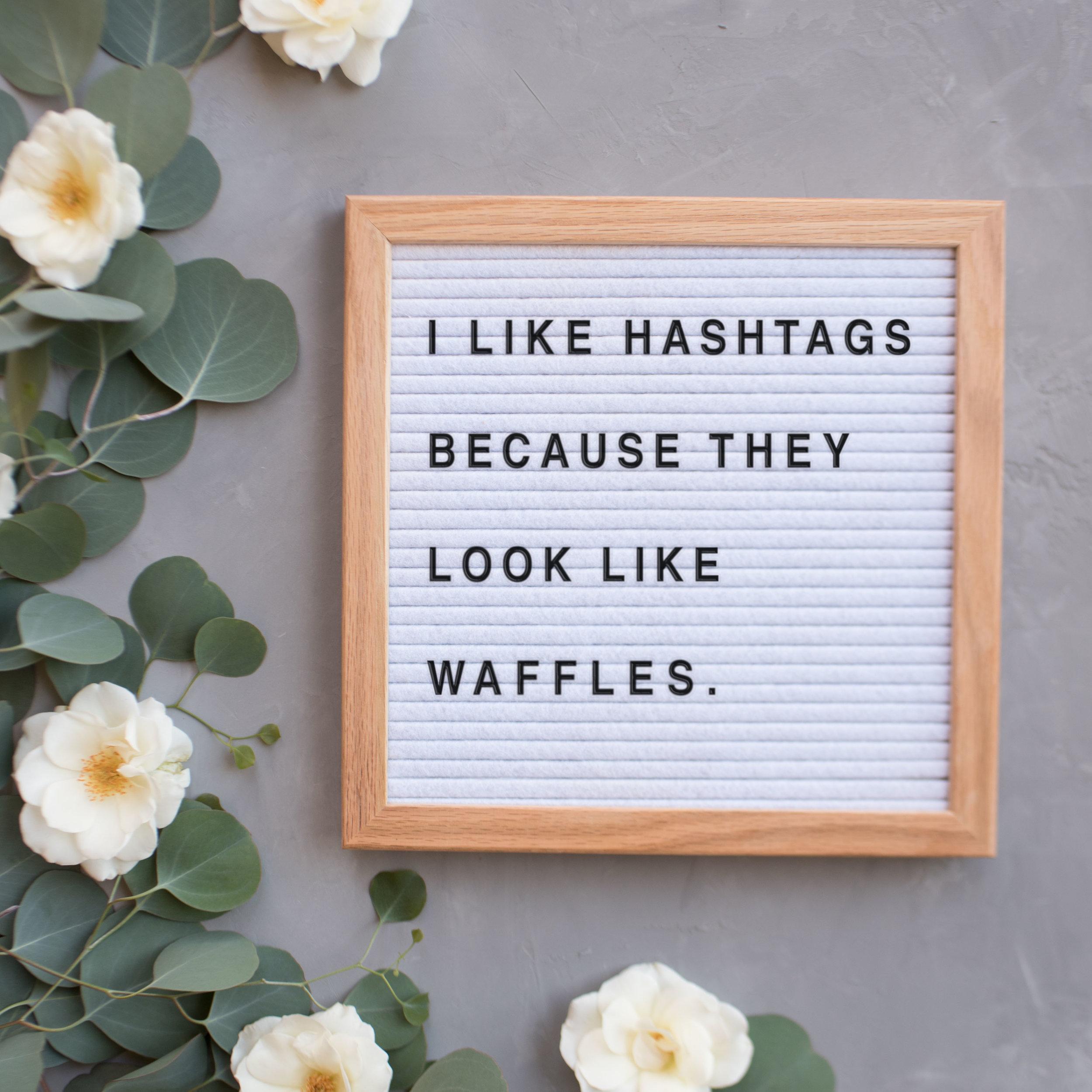 Hashtags Blog Post