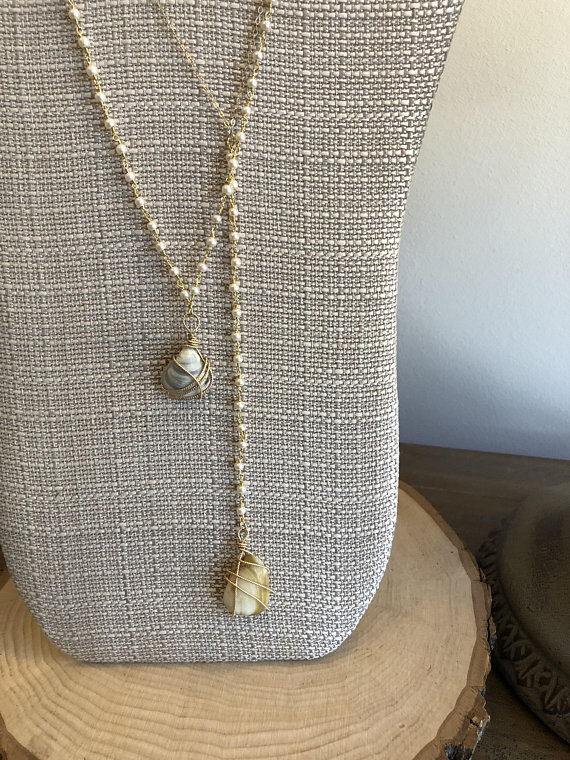 Sea of Galilee Necklaces
