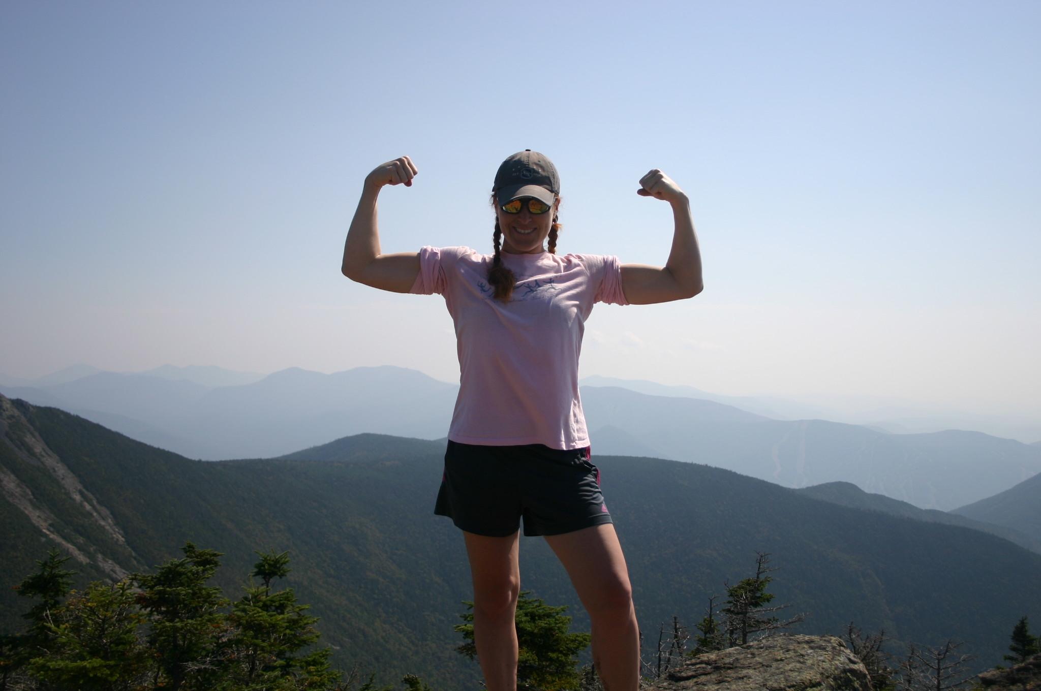 Me. Mt Liberty, New Hampshire.