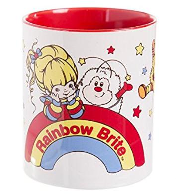 Rainbow Brite Mug