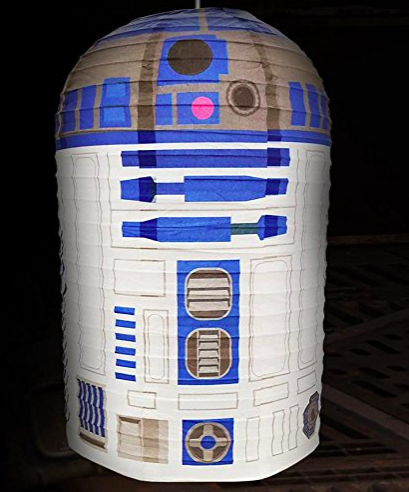 Star Wars R2 D2 Lampshade