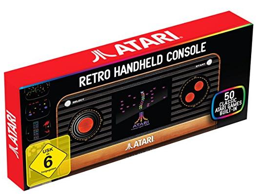 Atari Handheld Game