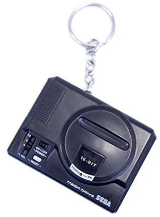 Sega Mega Drive Keyring