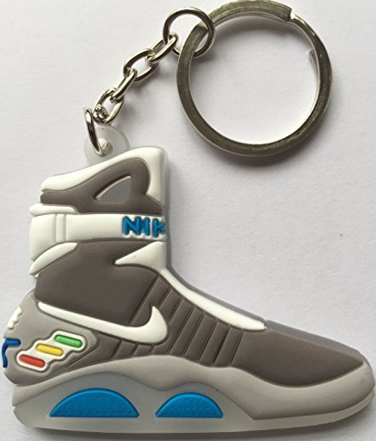 Back to the Future 2 Keyring