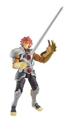 Thundercats Lion-O Figure