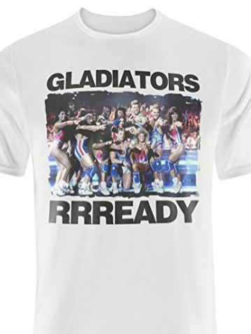 Gladiators TV T Shirt