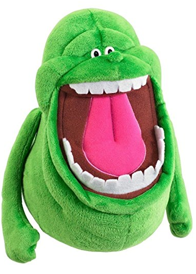 Ghostbusters Slimer Plush Toy