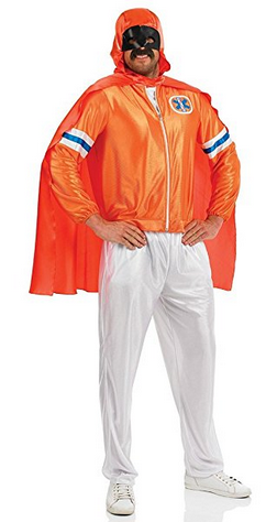 Captain Chaos Cannonball Run Costume