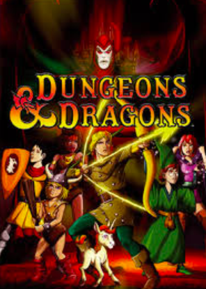 Dungeons & Dragons DVD