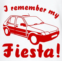 Fiesta Car