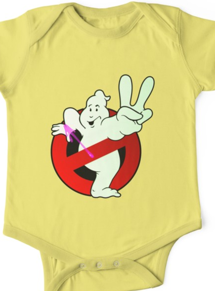 Ghostbusters 2 Baby