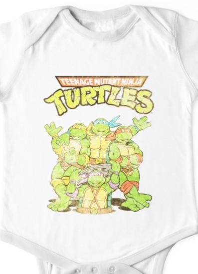 Ninja Turtles Baby