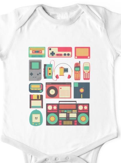 Retro Tech Baby