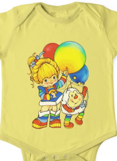 Rainbow Brite Baby