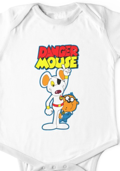 Danger Mouse Baby