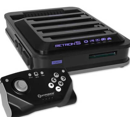 Retron 5 in 1 Console