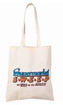 Supermarket Sweep Bag