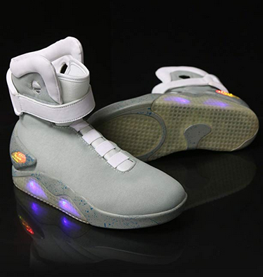 Back to the Future II Shoes