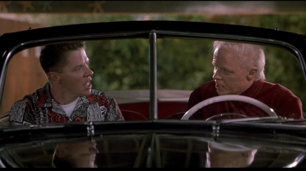 Biff back to the future