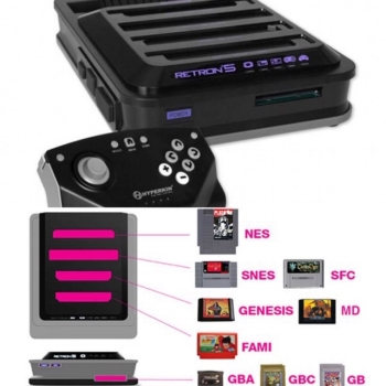 Retron 5 in 1