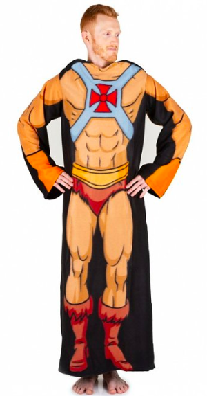 He-Man Slanket