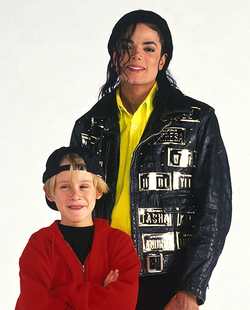 BFF with MJ?! Really? So much awkward here!