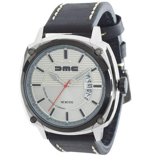 DMC Watch Silver