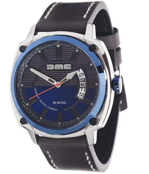 DMC Watch Blue