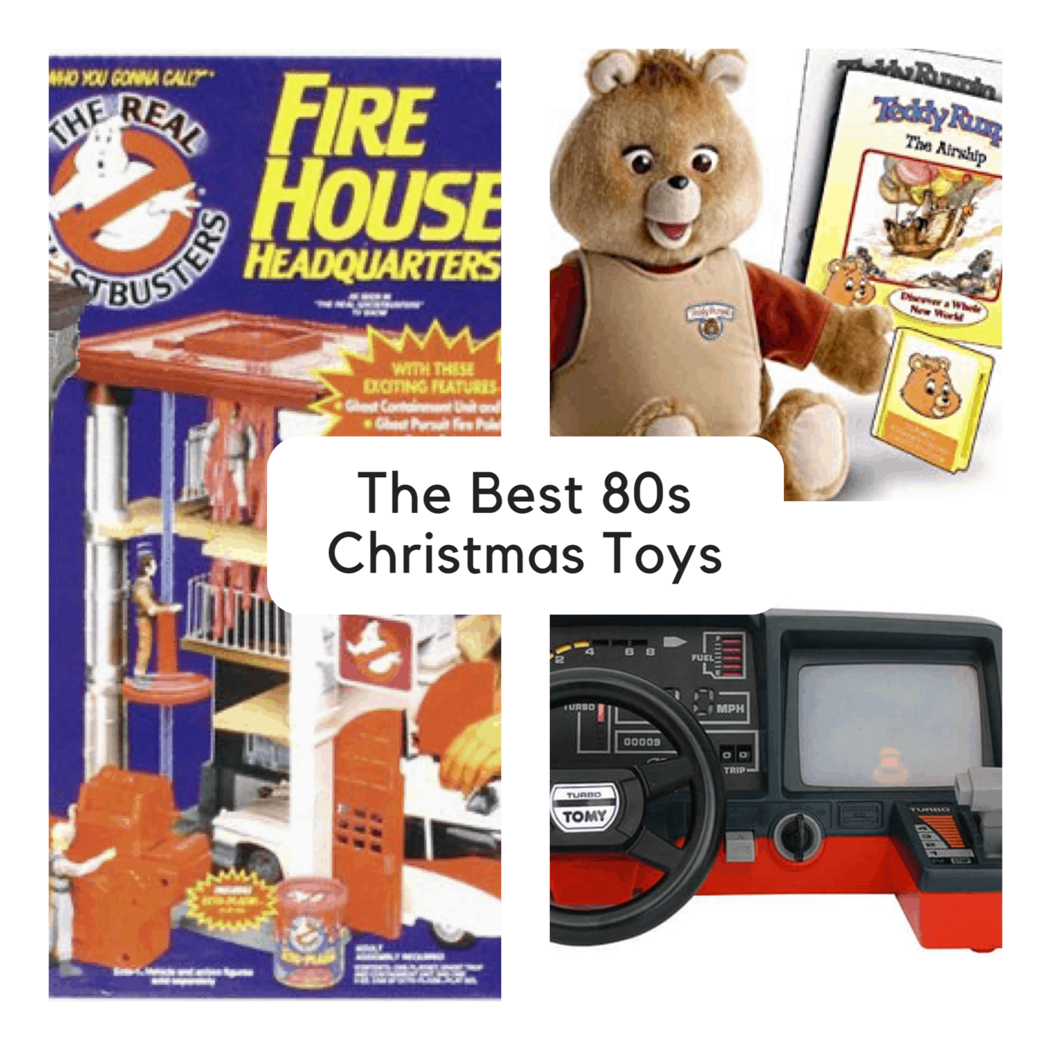 Ultimate 80s Christmas Toy List Fresh Retro Juice