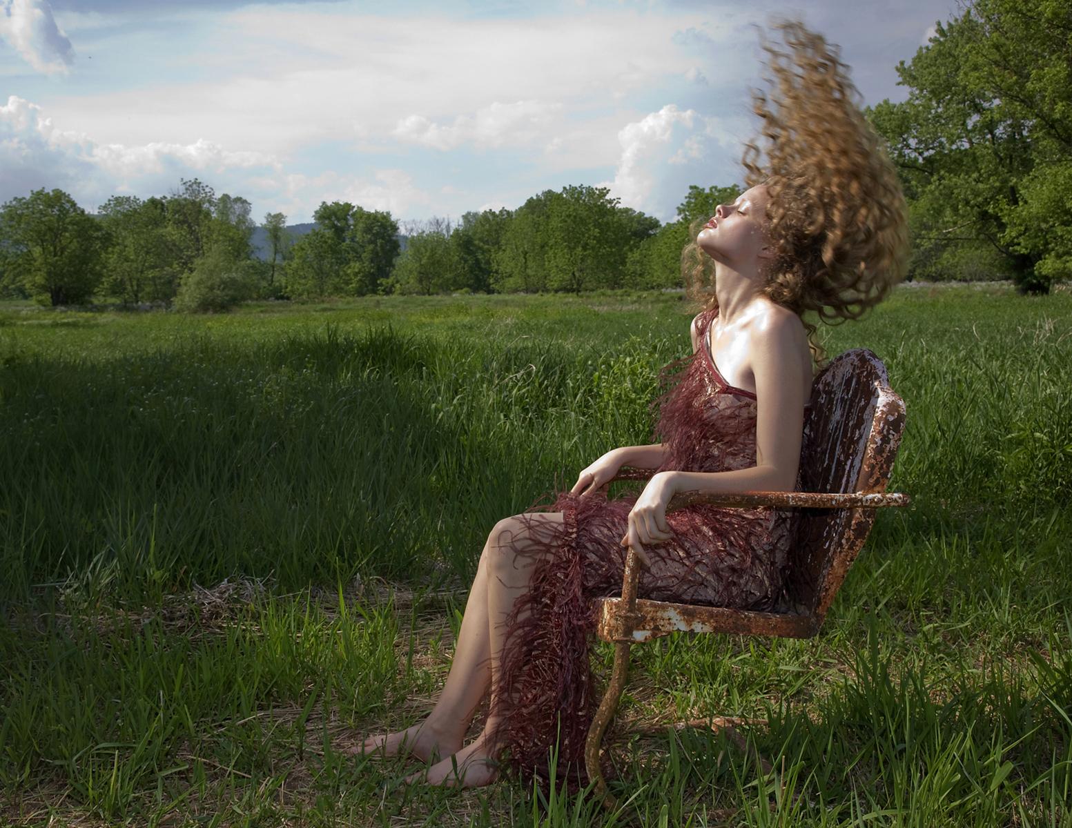 Dress /  Katya Leonovich