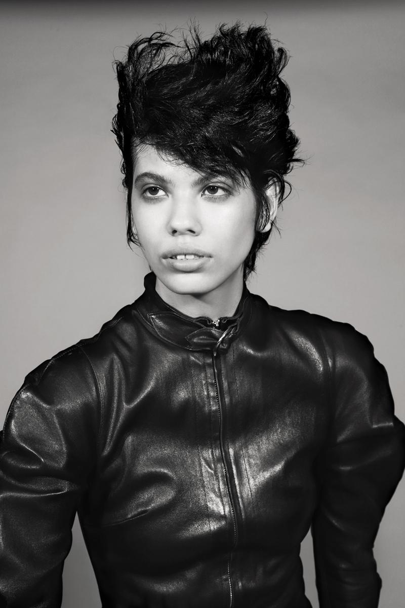 Leather Jacket By  Carla Dawn Behrle NYC