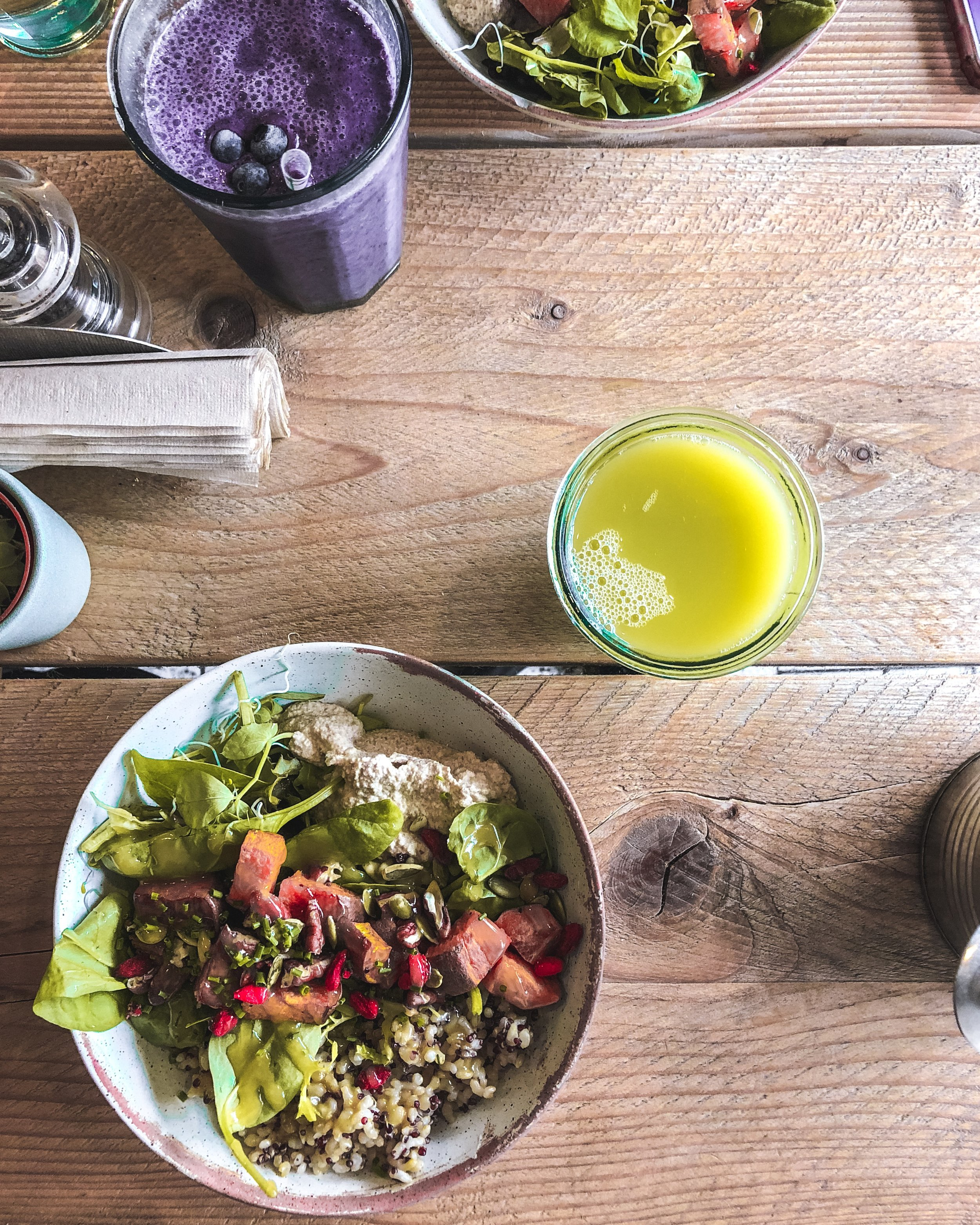 The Plant Base… - … is an independent whole food cafe based in Tunbridge Wells.