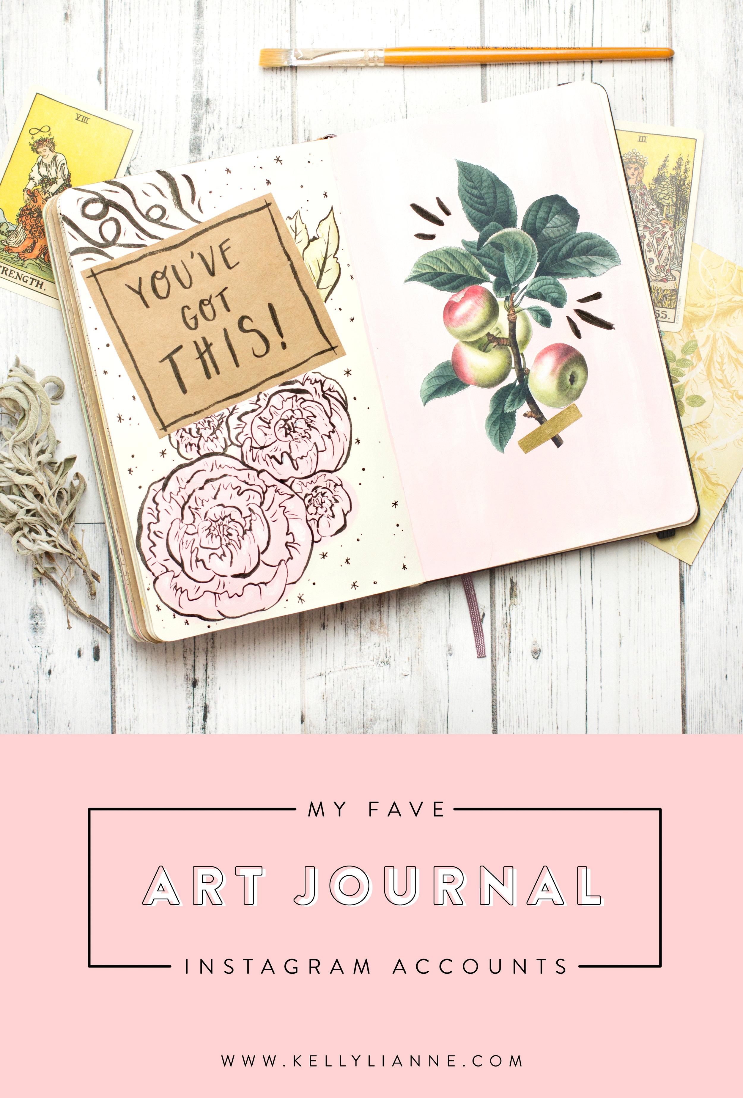 my fave art journal instagram accounts pinterest graphic.jpg