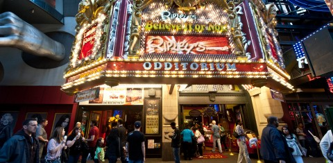 Ripley's Believe it or Not Odditorium - Times Square, NY
