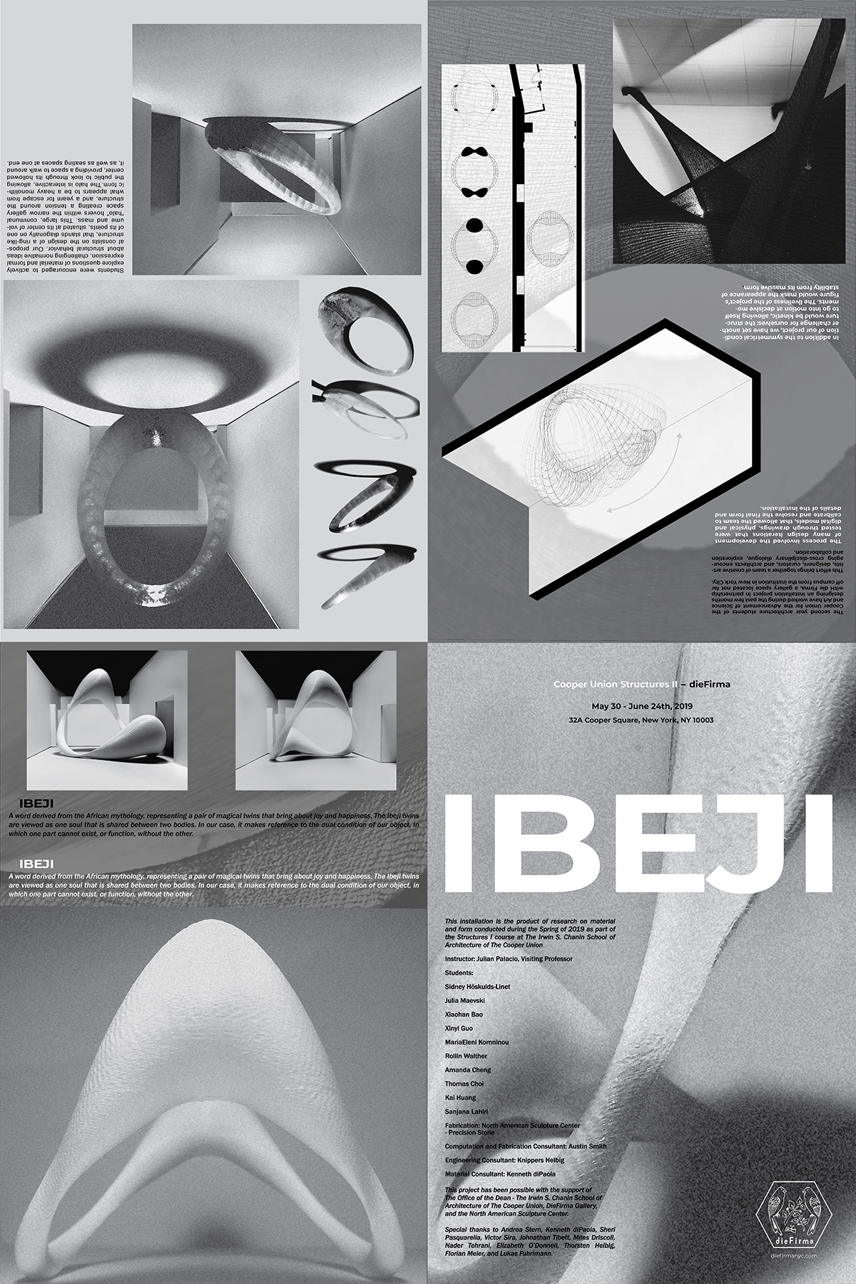 IBEJI Poster