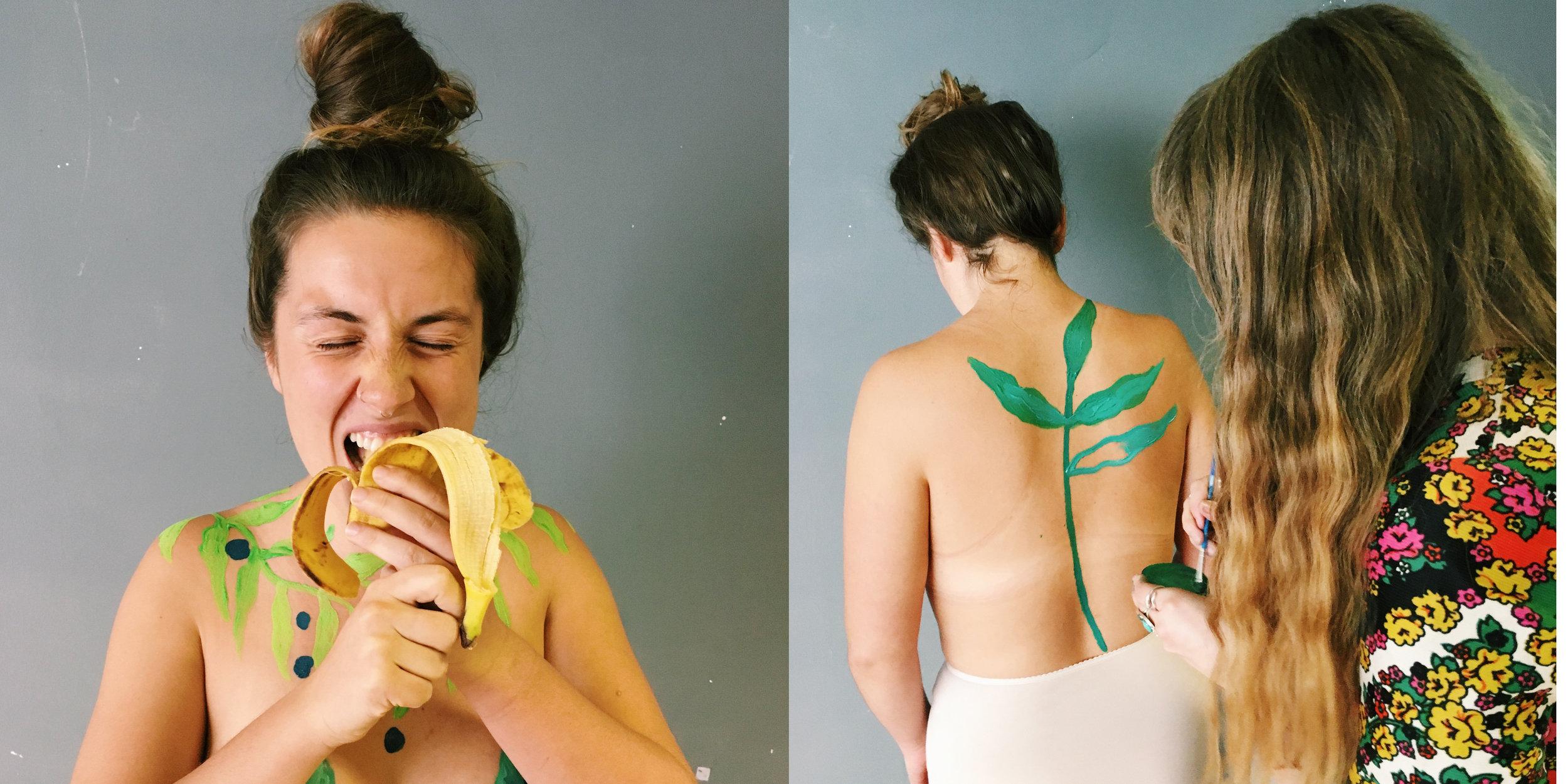Follow on INSTAGRAM  @KERRYARDEN  AND BODY ART BY  @IZZYWILLIAMSONPRINTS