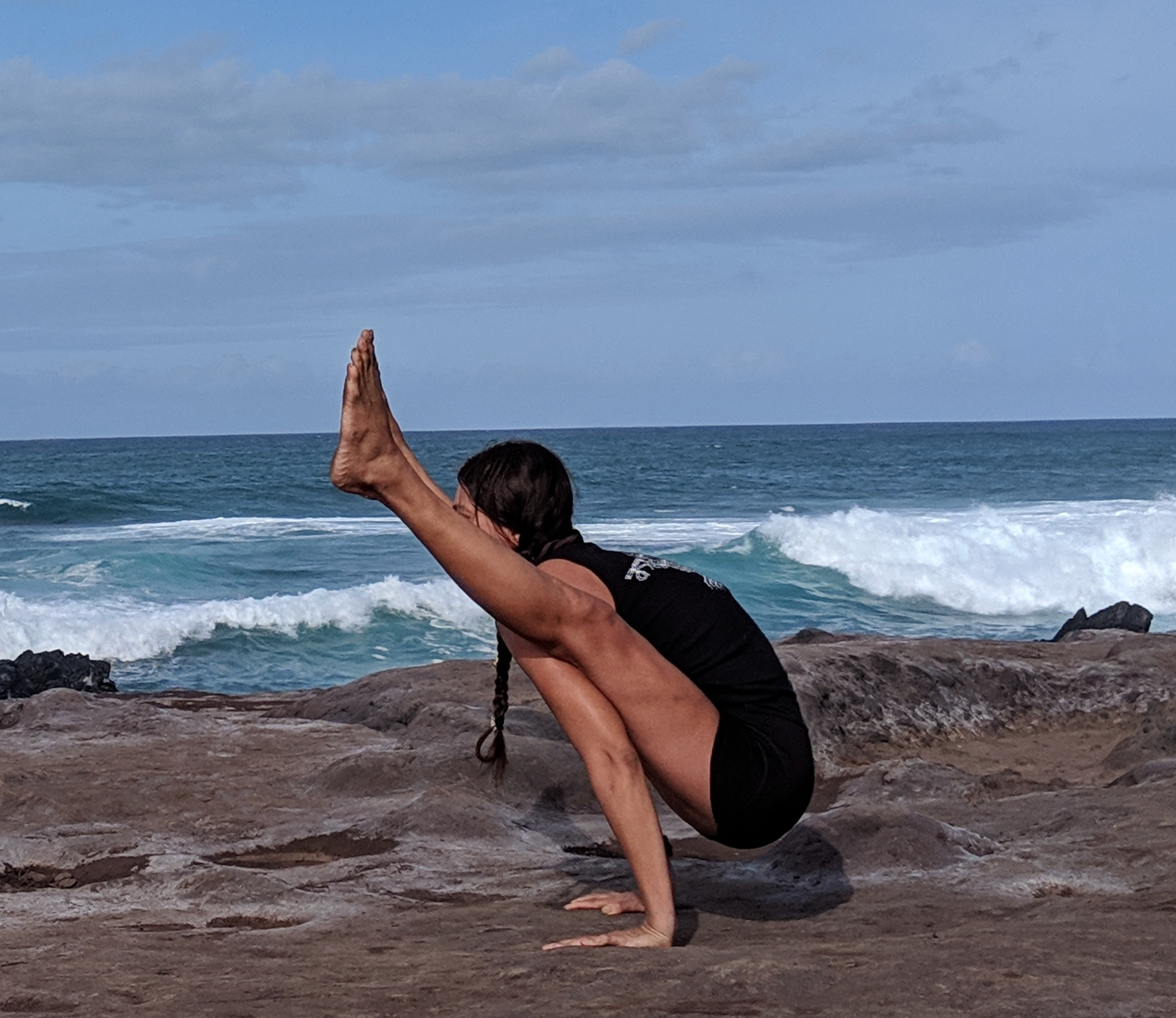 I am in love with my Ashtanga Yoga Practice for its gifts which poured into my life -