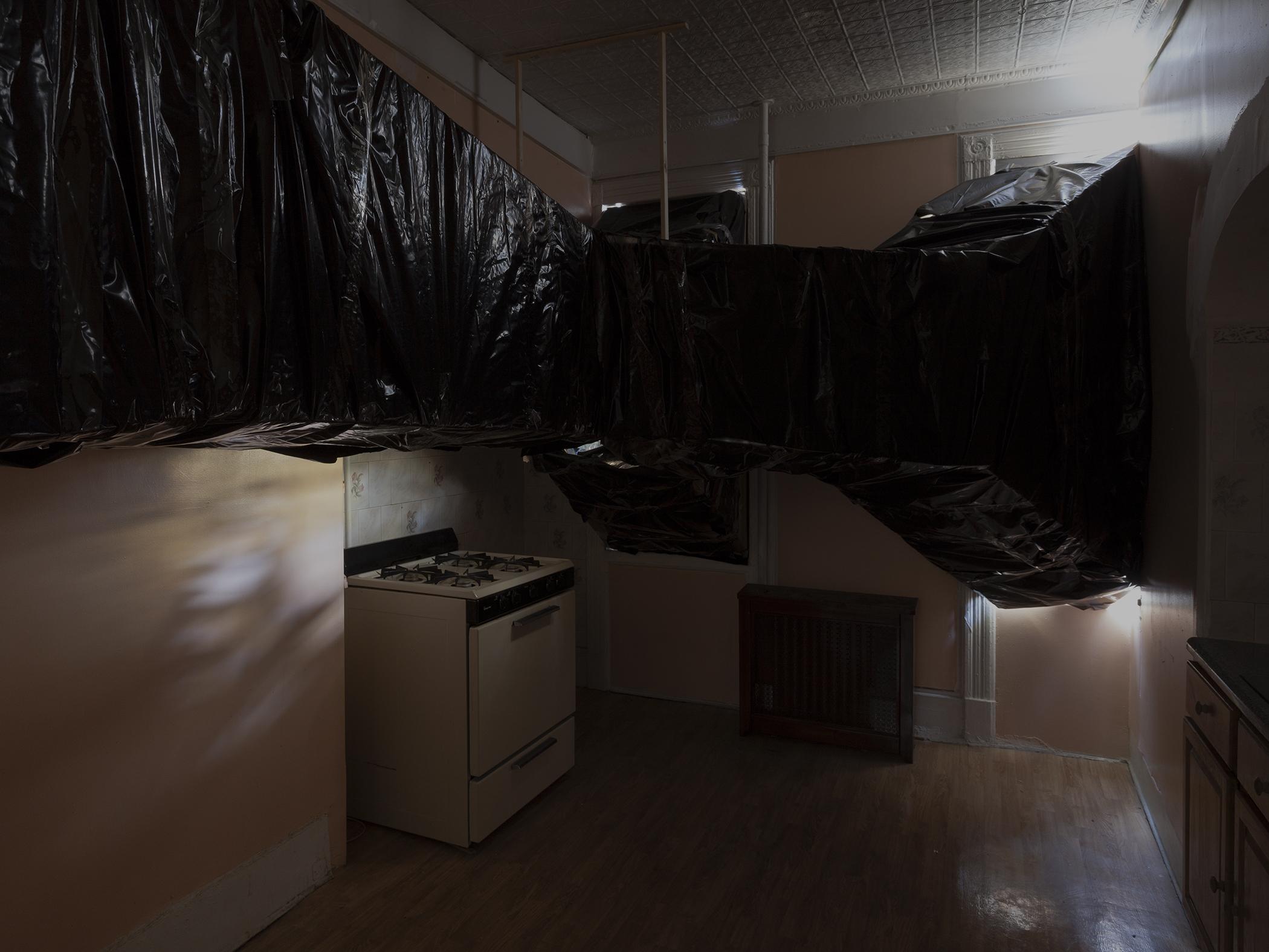 END USER  ( Substation 2 ) 2014 Brooklyn apartment Photo: Charles Benton