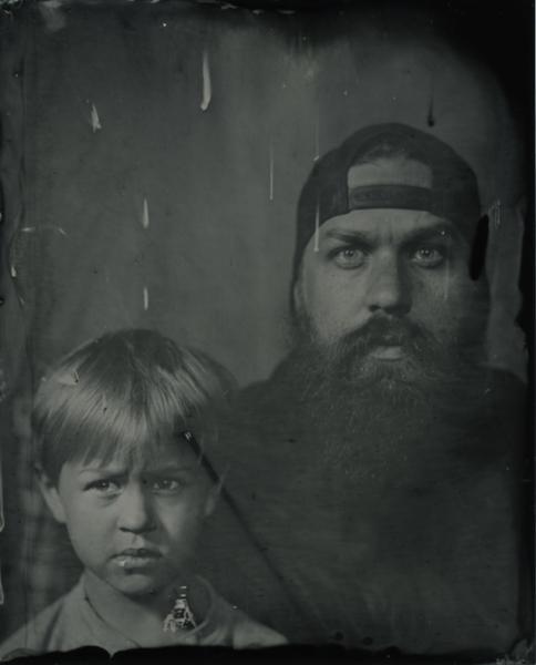 Josh and Oliver, 2017